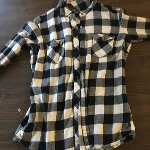 Natural reflections women's small flannel
